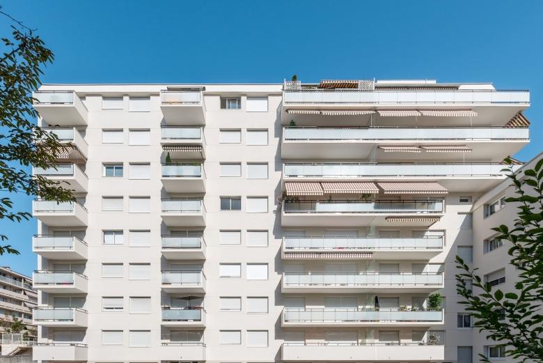 Résidence l'Hermitage située au 25 rue Guilloud à Lyon